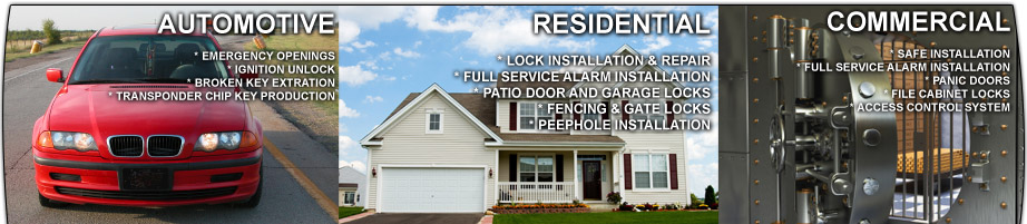 Locksmith Kenmore